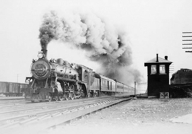L'histoire des manufactures américaines ...A la conquête de l'Ouest Horloger Canadi15