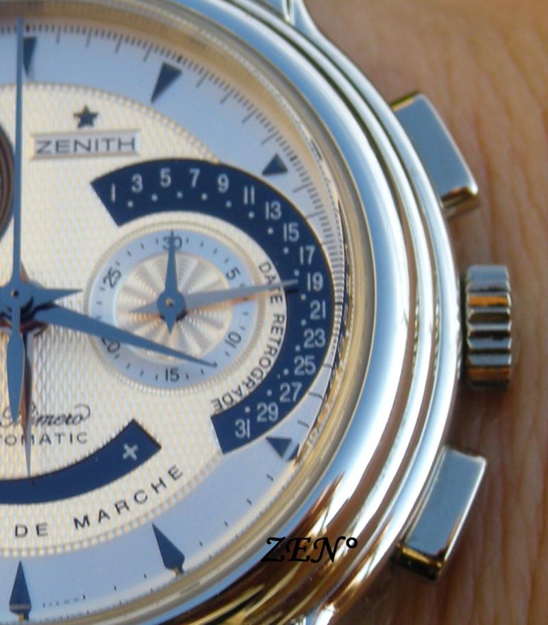 La date rétrograde : Une complication rare chez Zenith - Histoire du El Primero Date_r13