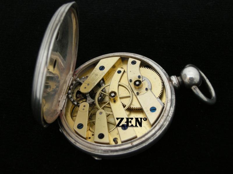 Je vais vous montrer une rareté... La montre d'Honoré Petetin horloger militant. Datent14