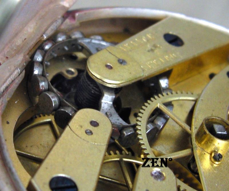 Je vais vous montrer une rareté... La montre d'Honoré Petetin horloger militant. Datent15