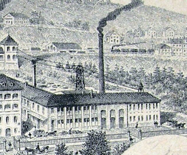 Etonnant : la manufacture Zenith il y a 120 ans ... Manufa14