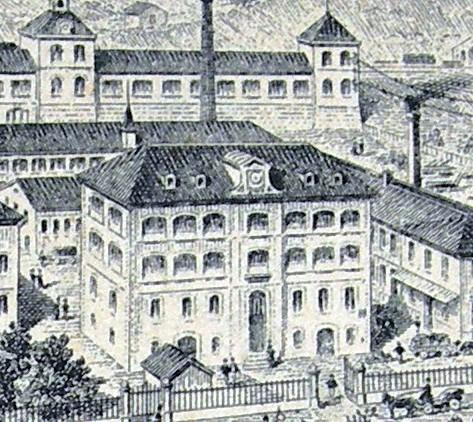 Etonnant : la manufacture Zenith il y a 120 ans ... Manufa16