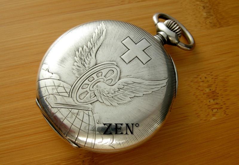 Rareté : la montre officielle des chemins de fer fédéraux suisses ... Montre11