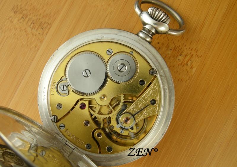 Rareté : la montre officielle des chemins de fer fédéraux suisses ... Montre14