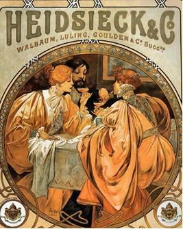 ZENITH - Georges Favre-Jacot (Zenith), Alphons Mucha et Huguenin : Un trio magique ! Mucha_18