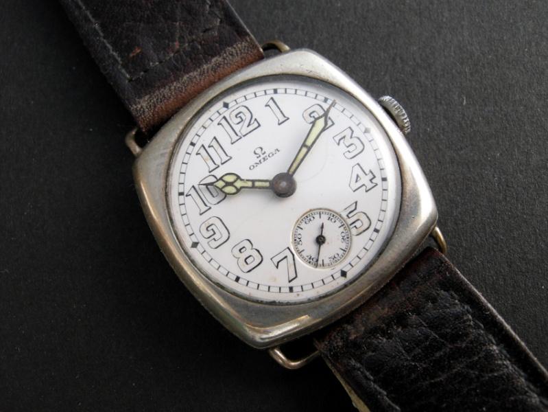 Spécial 11 novembre ... Les montres de soldats inconnus  Omega_51