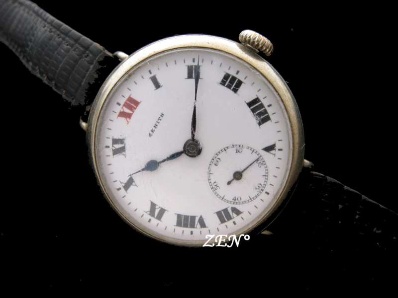 Zenith et les poilus ... Les toutes premières montres bracelets de Zenith Poilu_10