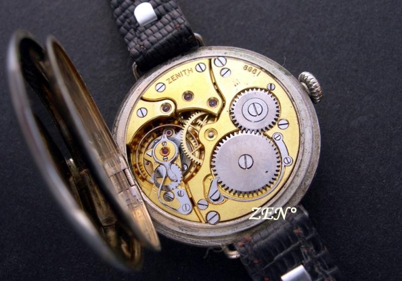 Zenith et les poilus ... Les toutes premières montres bracelets de Zenith Poilu_11