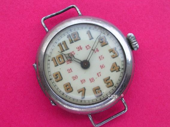 Spécial 11 novembre ... Les montres de soldats inconnus  Poilu_13