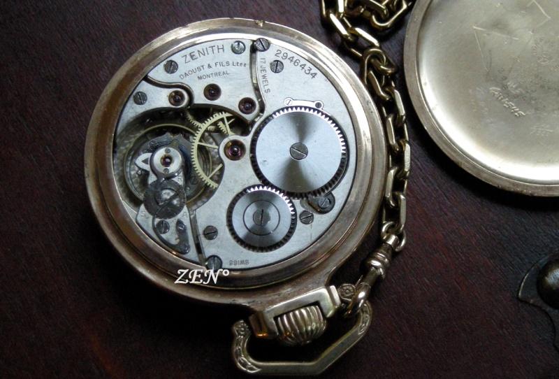 L'histoire des manufactures américaines ...A la conquête de l'Ouest Horloger Railro11