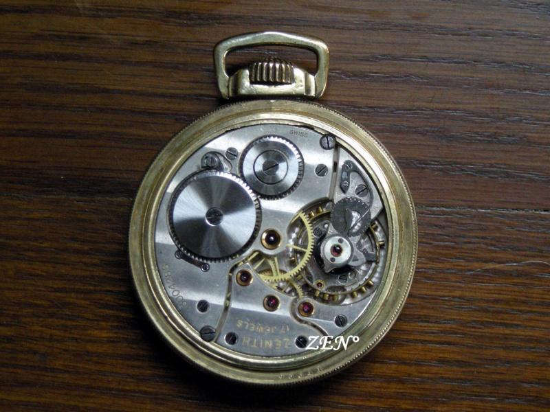 L'histoire des manufactures américaines ...A la conquête de l'Ouest Horloger Railro12