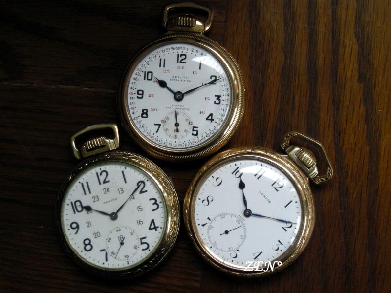 L'histoire des manufactures américaines ...A la conquête de l'Ouest Horloger Railro13