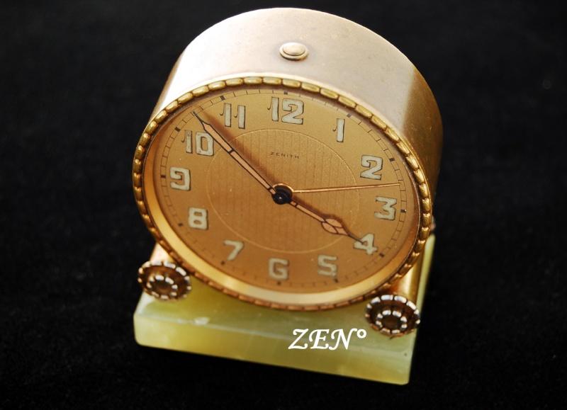 La saga Zenith - La manufacture Zenith à travers le temps - 150 ans d'histoire  - Page 2 Reveil10