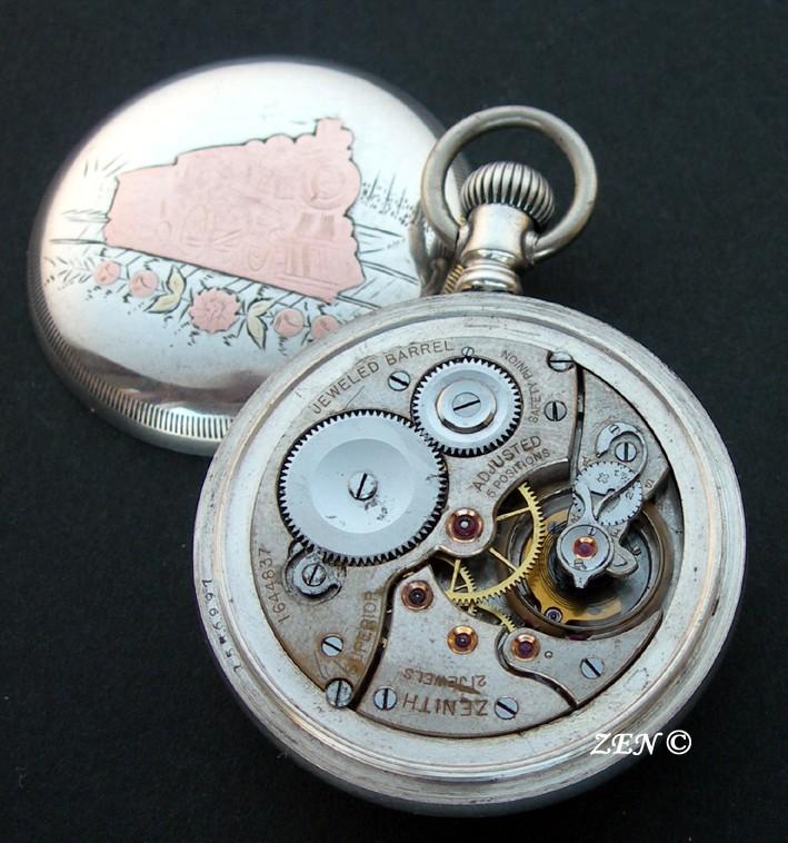 L'histoire des manufactures américaines ...A la conquête de l'Ouest Horloger Superi11