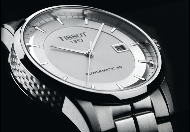 powermatic - Tissot crée une révolution horlogère ! [Powermatic 80] Tissot12