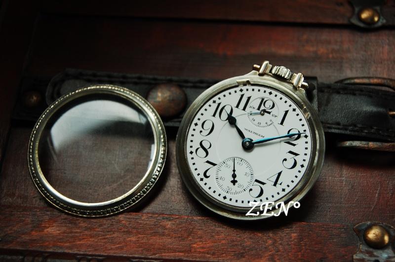 L'histoire des manufactures américaines ...A la conquête de l'Ouest Horloger Waltha21