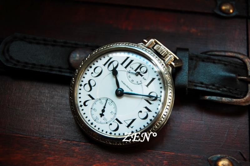 L'histoire des manufactures américaines ...A la conquête de l'Ouest Horloger Waltha22