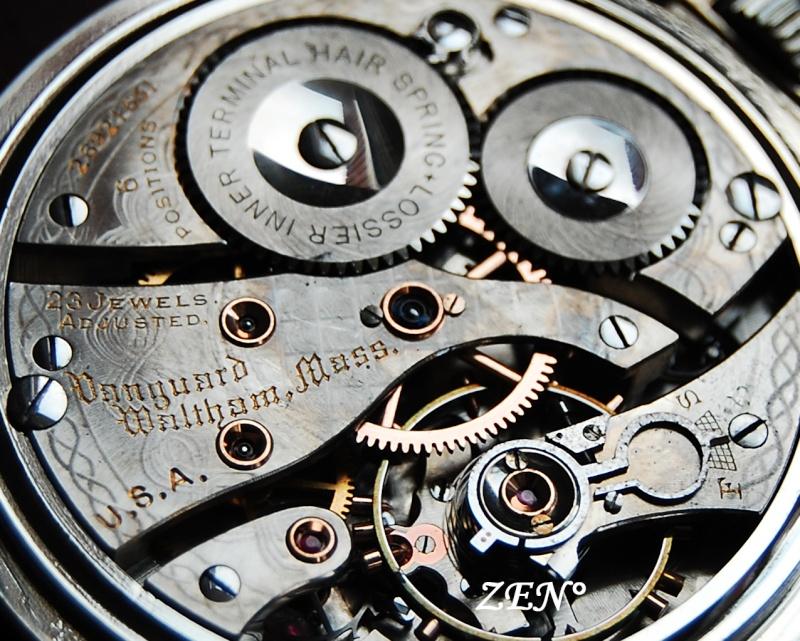 L'histoire des manufactures américaines ...A la conquête de l'Ouest Horloger Waltha24