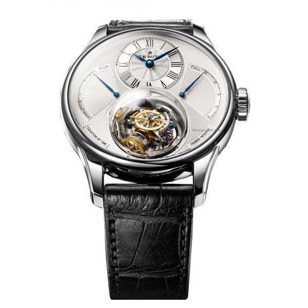 La plus belle montre vue à Baselworld, une Zenith !! Zenith44