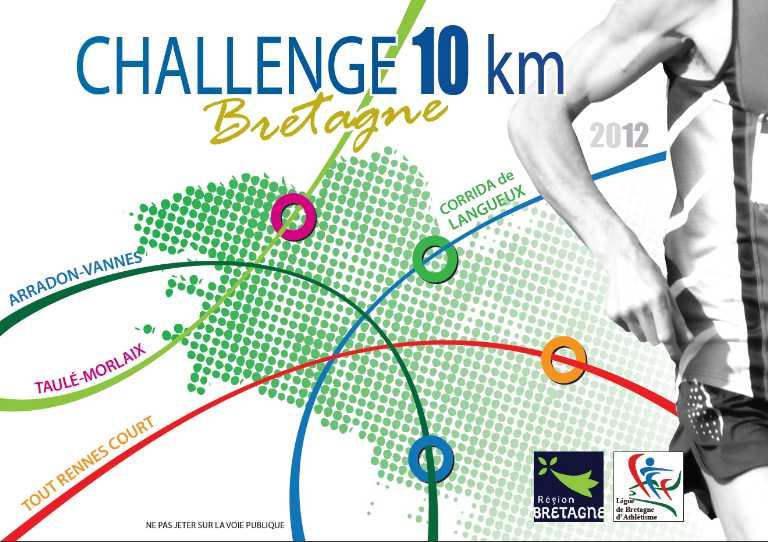 Christian ---) Challenge Bretagne des 10km Challe10
