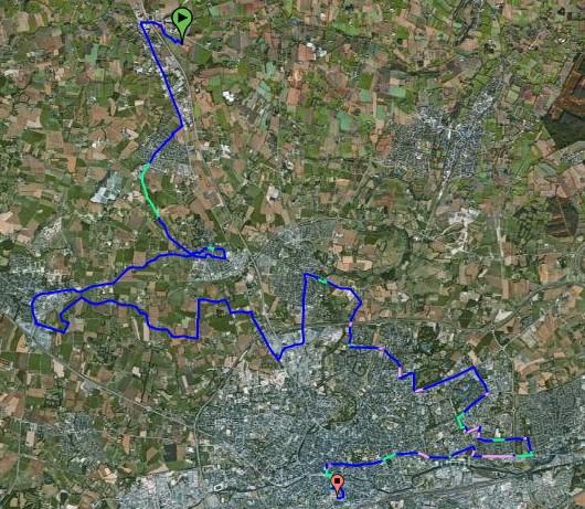 Seb35 ---) Marathon vert de Rennes - 2ème édition Marath10