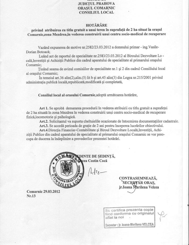 Infos pour les aveugles en Roumanie (et à Comarnic) - Page 2 Hotara11