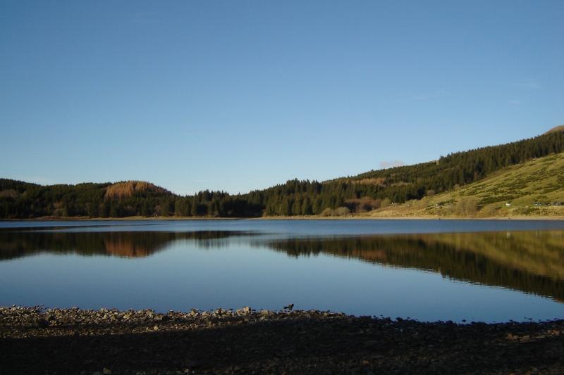 Puka et Chadka au Lac du Guéry 11_lac10