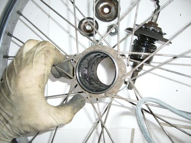Moyeu 3 vitesses Brompton (SRAM, BSR) : démontage et entretien P1030012