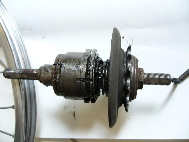 Moyeu 3 vitesses Brompton (SRAM, BSR) : démontage et entretien P1030014
