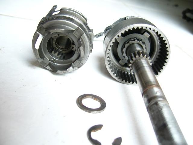 Moyeu 3 vitesses Brompton (SRAM, BSR) : démontage et entretien P1030118