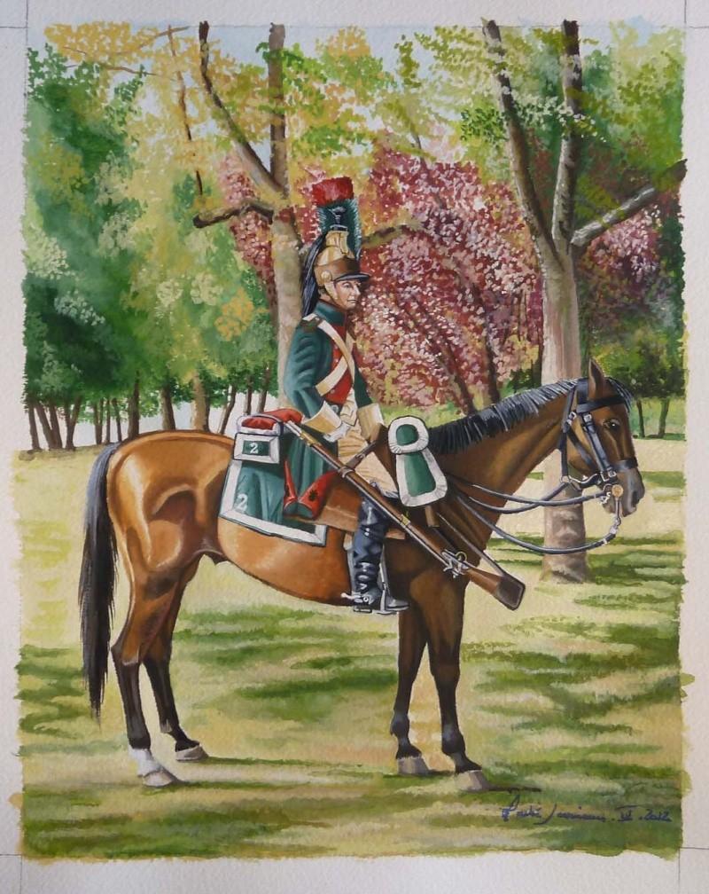 Cavalier du 2ème Dragons vers 1807 2eime_11