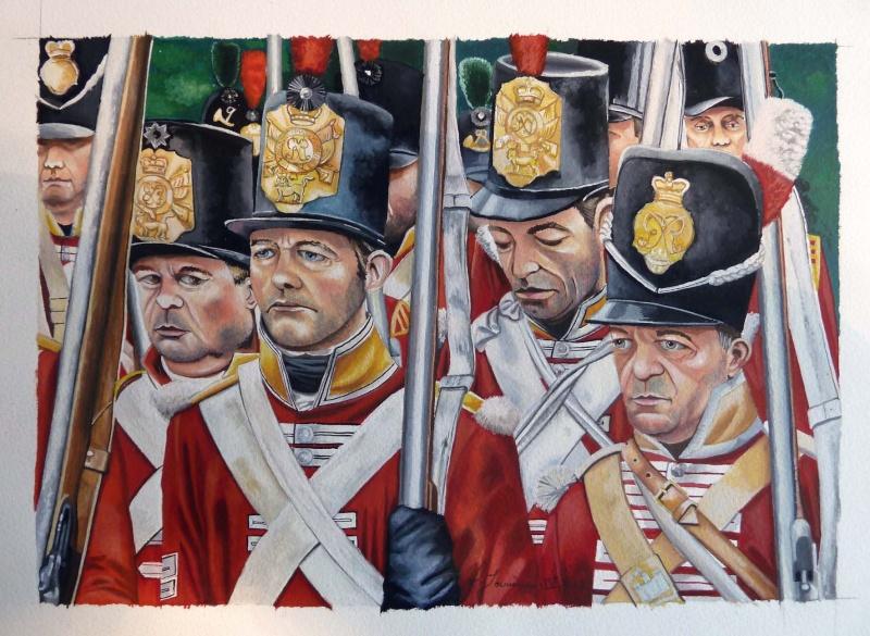 L'infanterie britannique Infant14