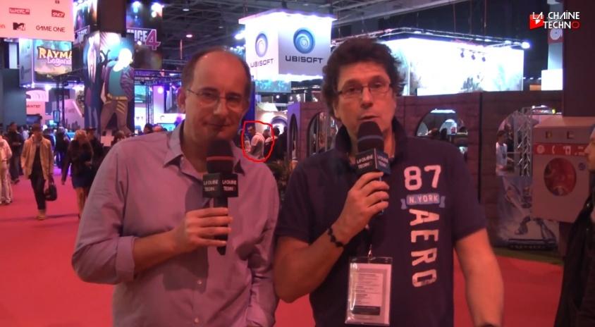 Paris Games Week 2012 avec Anthony Kavanagh - MrLEV12 - Julien Chiéze, Cyril Drevet, BibixHD ... Chaine10