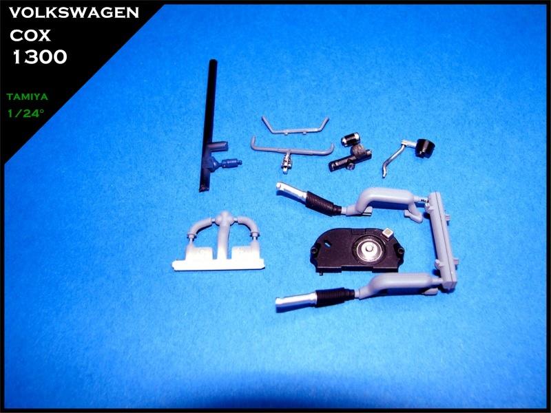 wip cox 1300 1966 tamiya 1/24° Photo313