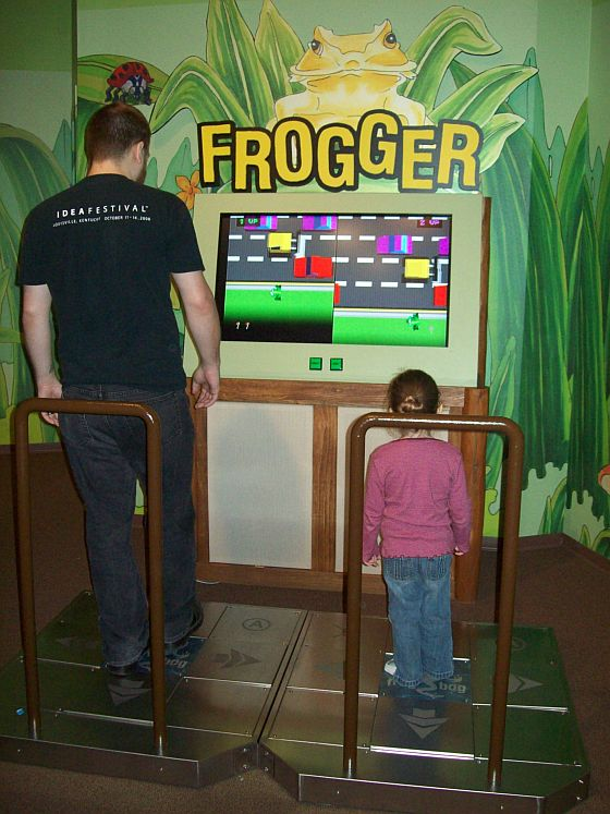 Frogger DDR Frogge10