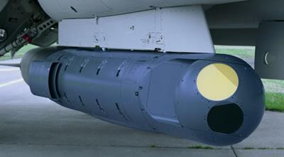 Pod de Designation Laser & Recce des FRA / RMAF Laser Designator and Recce Pod 47510