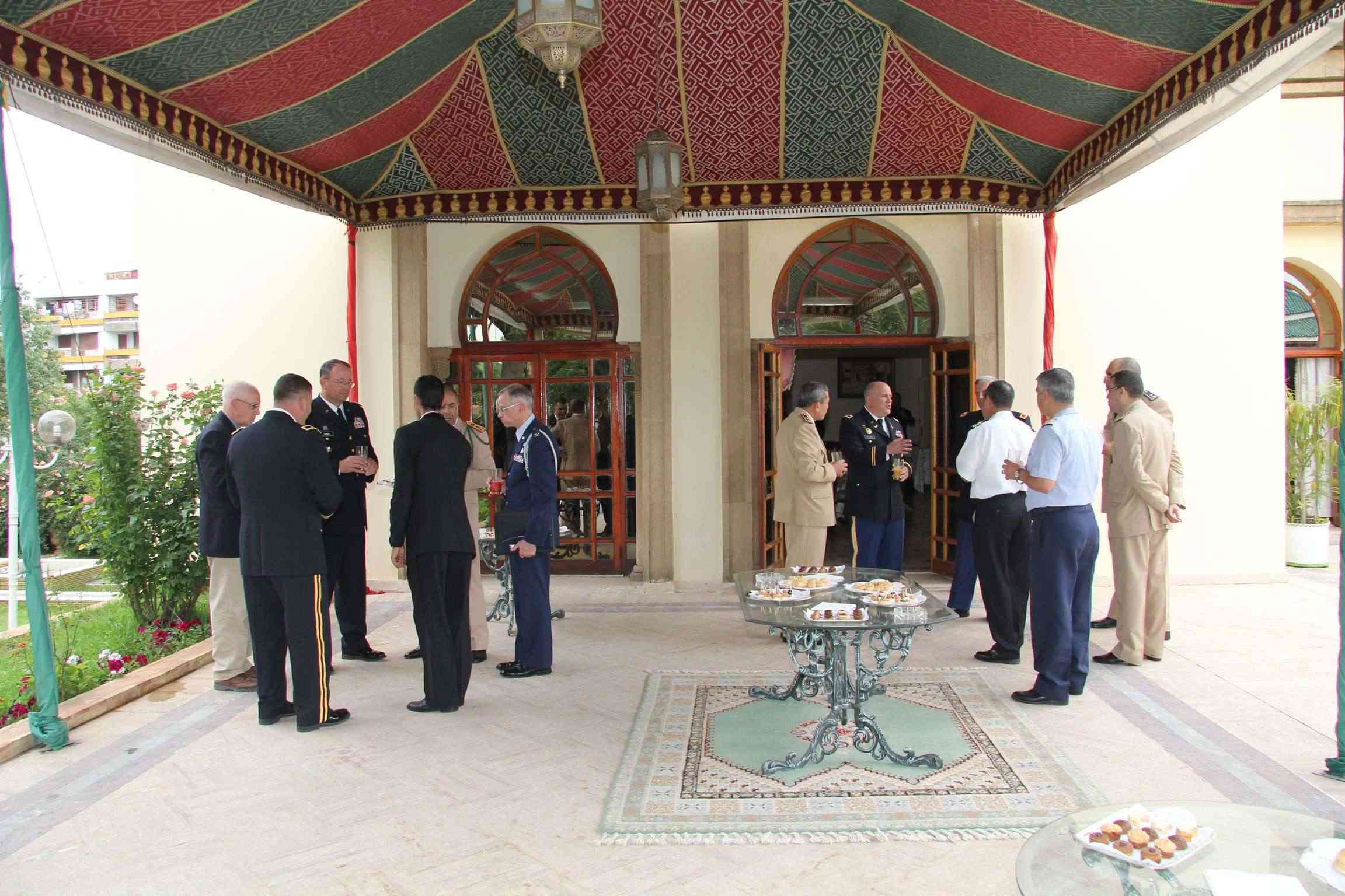 State Partnership Program (SPP) Morocco - Utah / South Carolina ANG 60928014