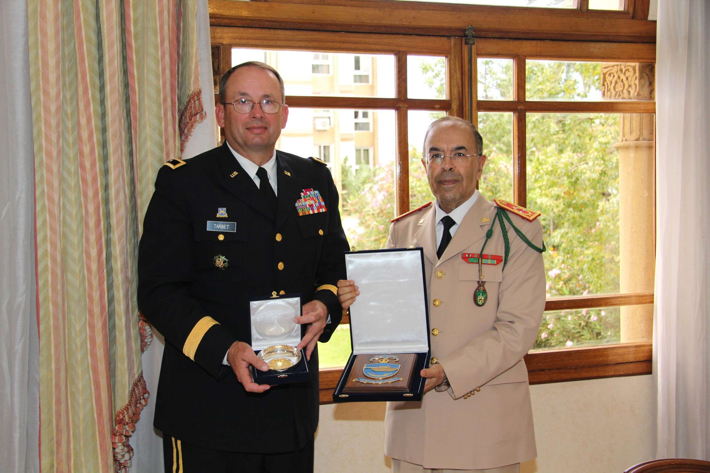 State Partnership Program (SPP) Morocco - Utah / South Carolina ANG 60928110