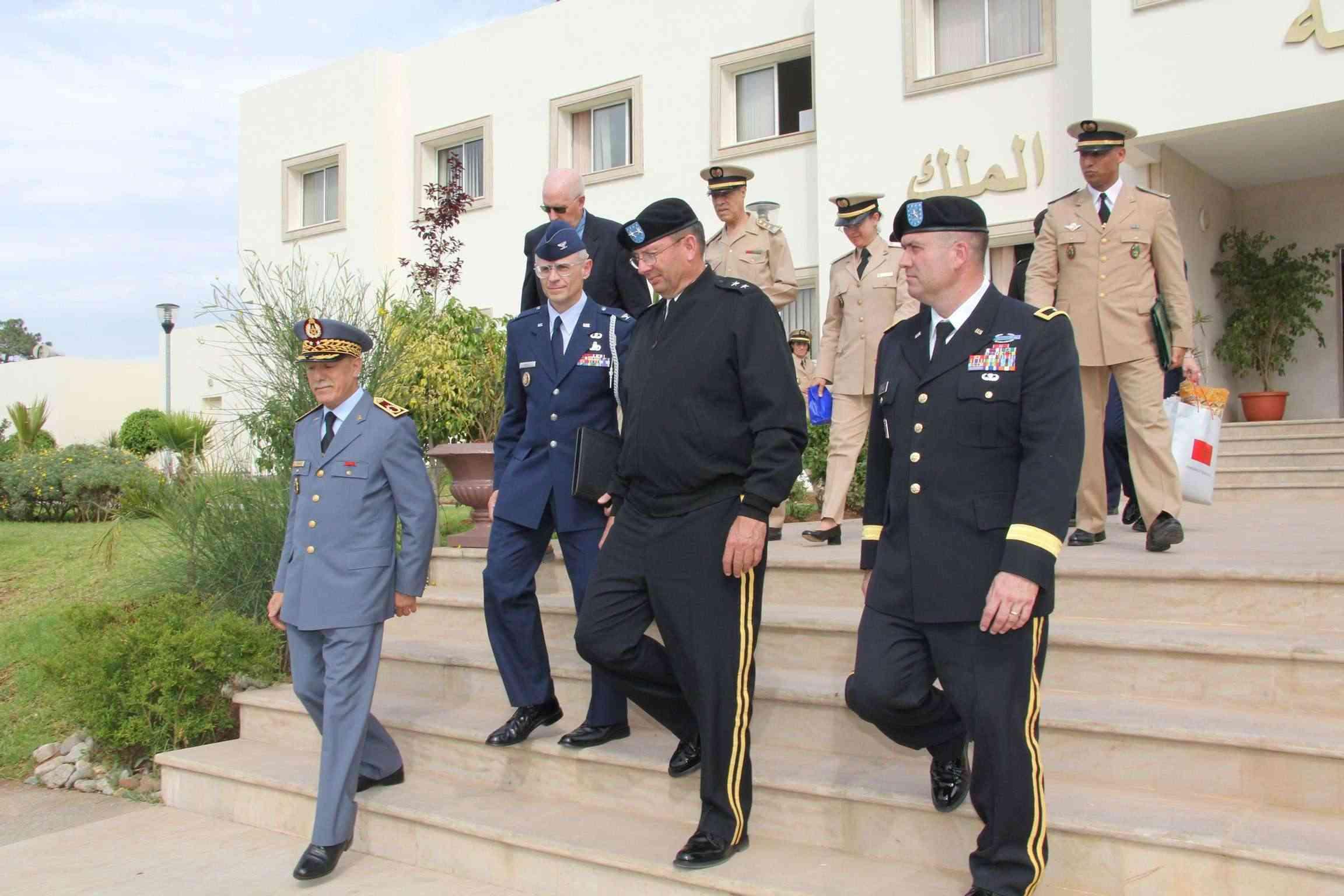State Partnership Program (SPP) Morocco - Utah / South Carolina ANG - Page 2 60928214