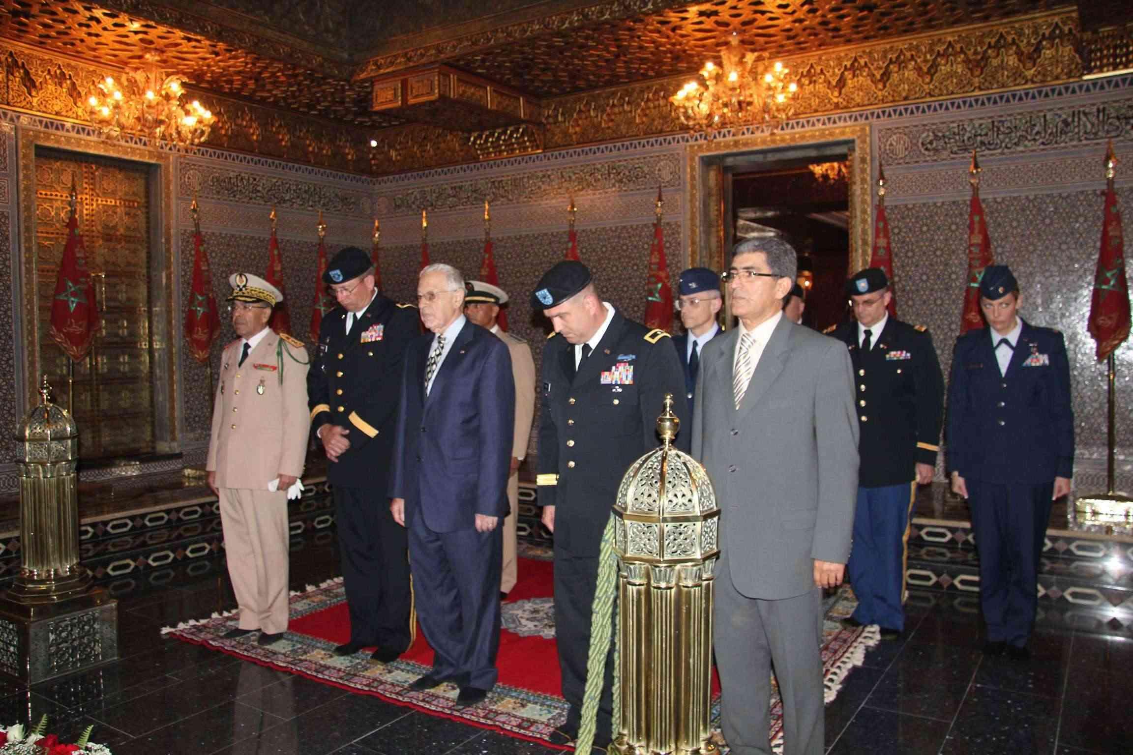 State Partnership Program (SPP) Morocco - Utah / South Carolina ANG 60933210