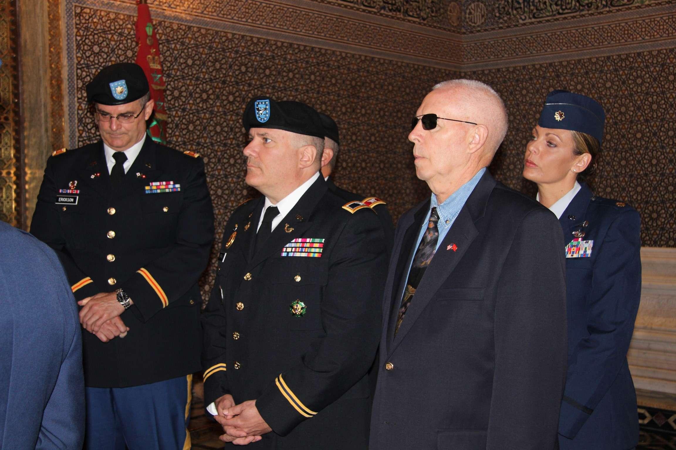 State Partnership Program (SPP) Morocco - Utah / South Carolina ANG 60933211