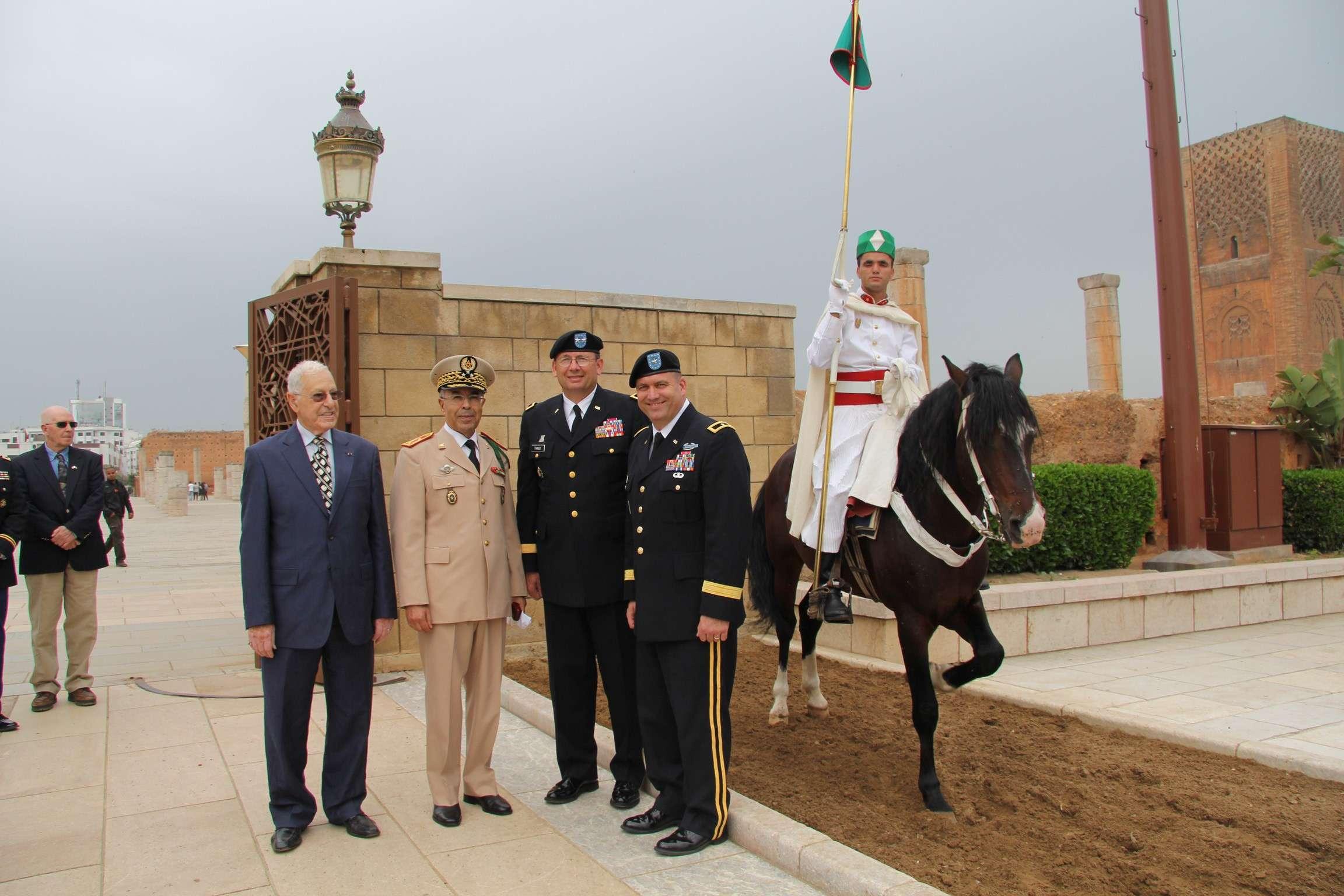 State Partnership Program (SPP) Morocco - Utah / South Carolina ANG 60933311