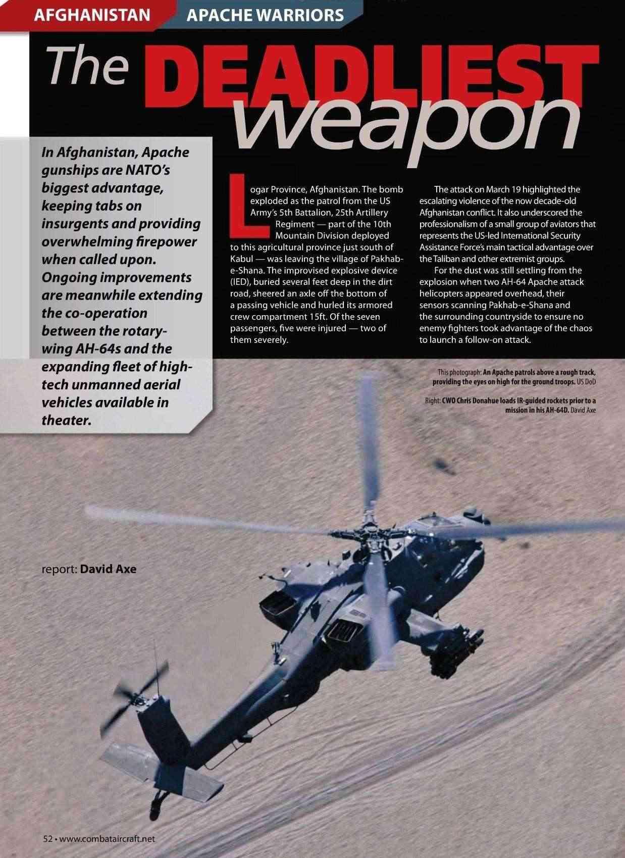Hélicoptères de combats - Page 4 Apach10