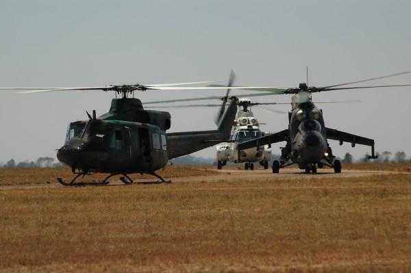 Zimbabwe National Army Bell_h10