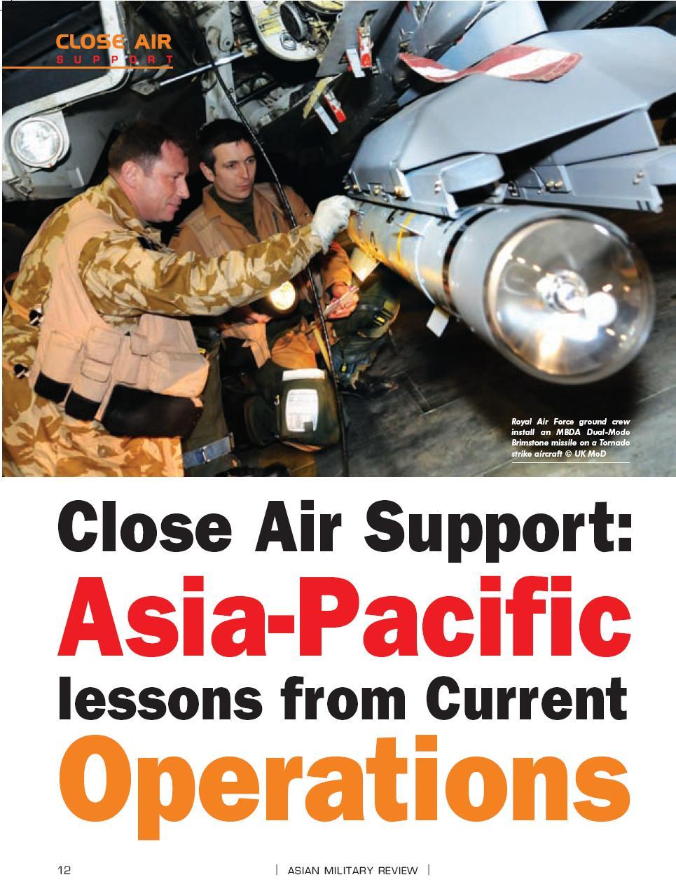 Close Air Support/Appui aérien rapproché (CAS) Cas110