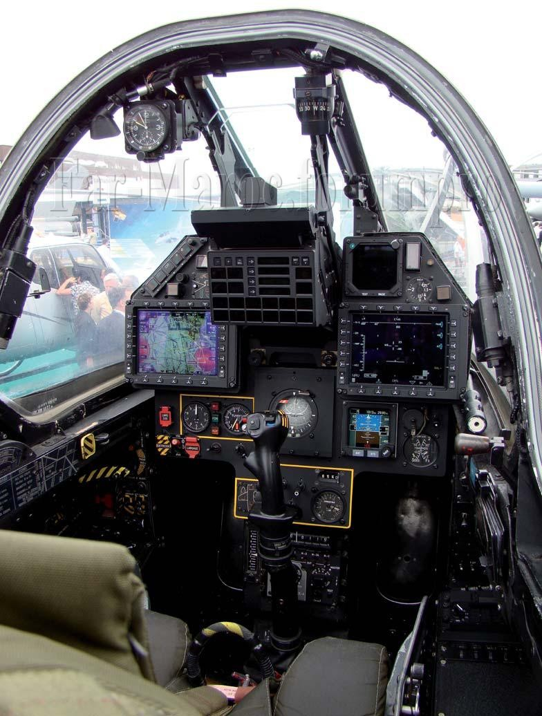 Mirage F1CM/EM ASTRAC Cockpi10