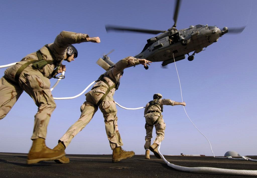 Commandos / Special Forces Hires_10
