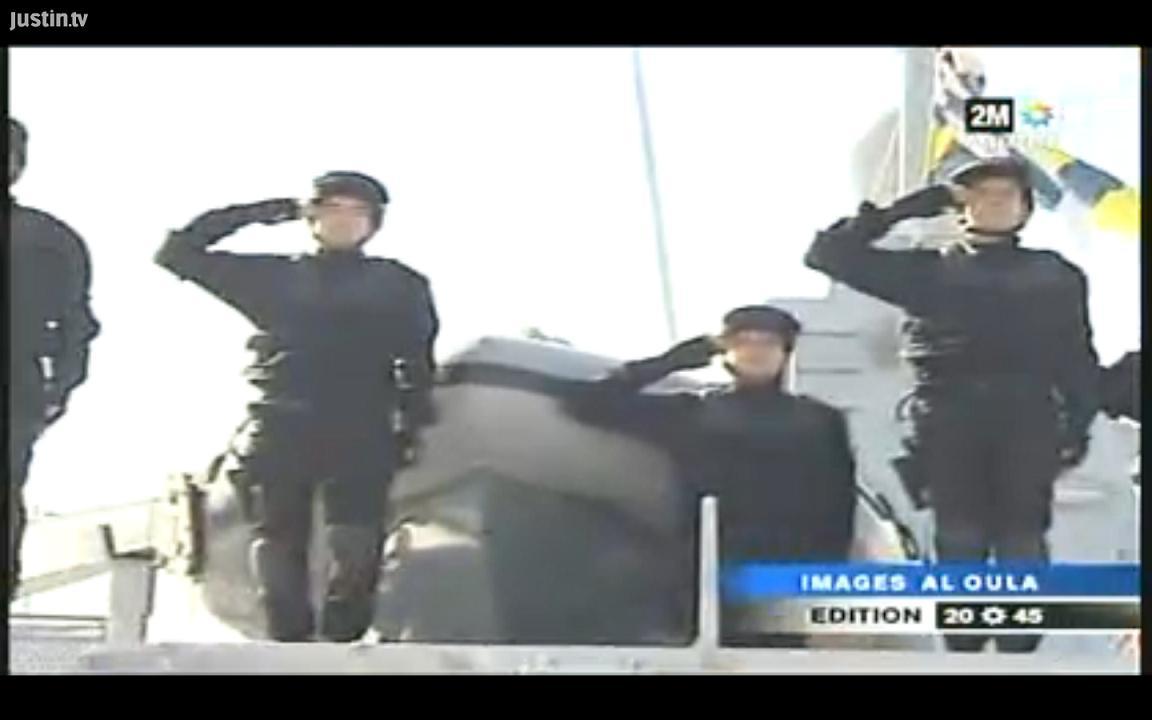PASSEX 2014-1 ( USS Elrod (FFG55) et RMN Allal Ben Abdellah (615) ) Inter10