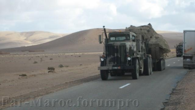Photos - Logistique et Camions / Logistics and Trucks Maroc010