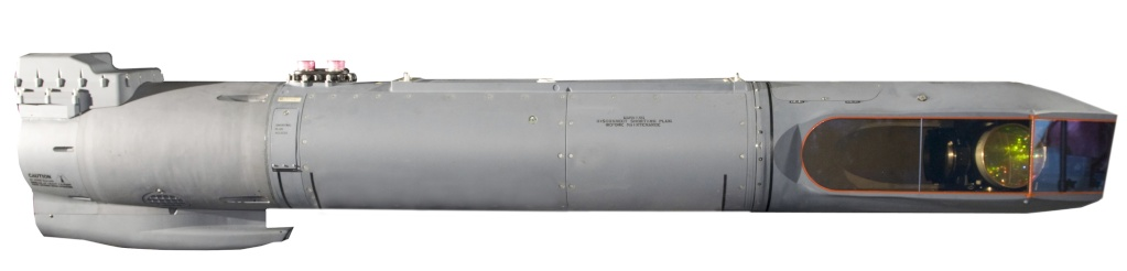 Pod de Designation Laser & Recce des FRA / RMAF Laser Designator and Recce Pod Mfc-sn10